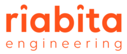 Riabita Engineering logo by Carin Marzaro