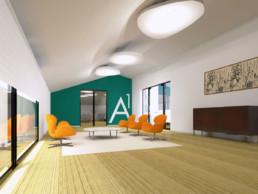 Riabita Engineering, progettazione d'interni, Pordenone