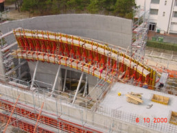 Riabita Engineering, coordinamento sicurezza, Pordenone